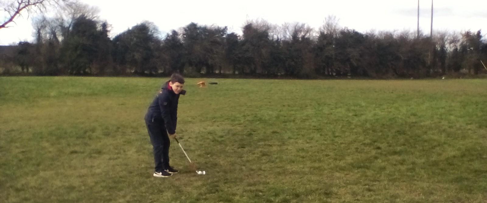 leigh golf